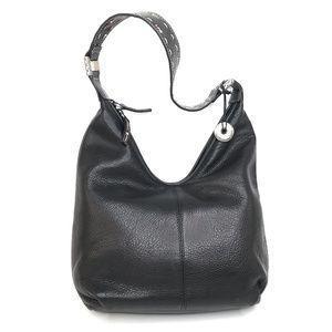 The Sak Zipper Charm ID Slot Purse Bag